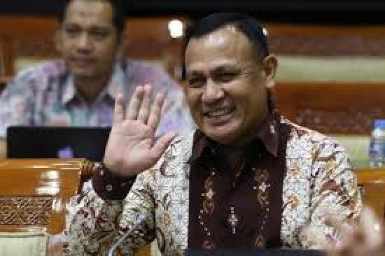 Ketua KPK Firli Bahuri Sambangi Lampung