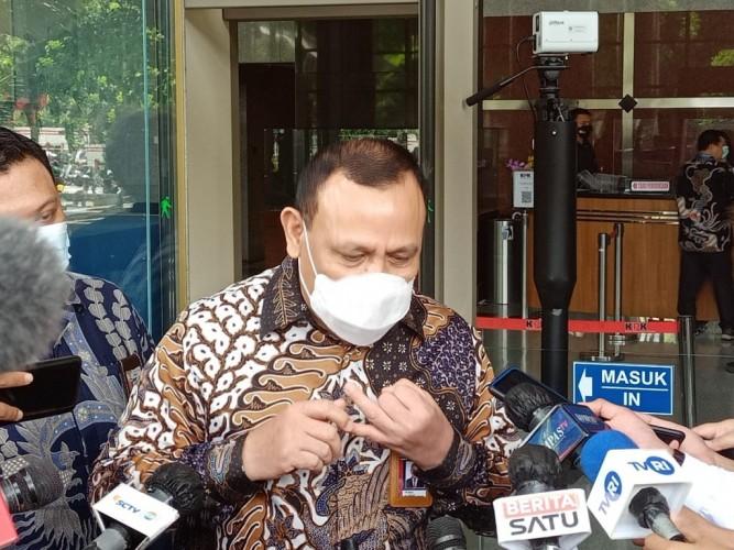 Ketua KPK Geram Truk Berisi Bukti Korupsi Pajak Dibawa Kabur
