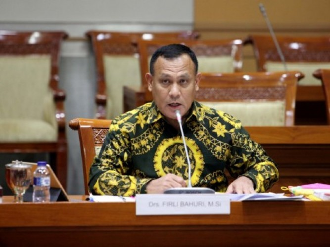 Ketua KPK: Pers Pahlawan Antikorupsi