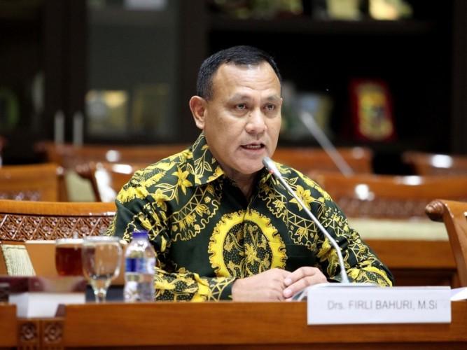 Ketua KPK Sebut Kantongi Bukti Kuat Jerat Azis Syamsuddin