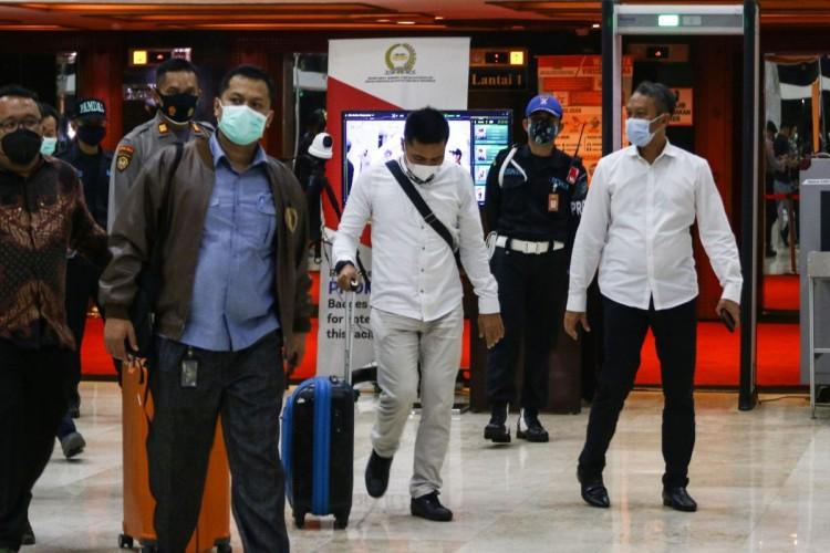 Ketua KPK Tanggapi Kabar Azis Syamsuddin Dicekal