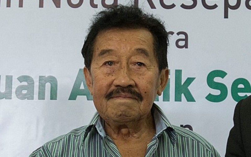 Ketua PB PASI Bob Hasan Tutup Usia