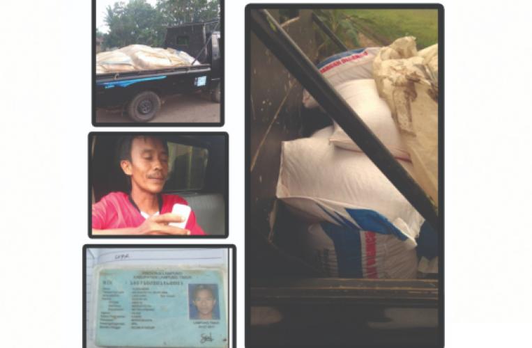 Ketua Poktan di Tejosari Diduga Menjual Pupuk Subsidi di Luar Wilayah