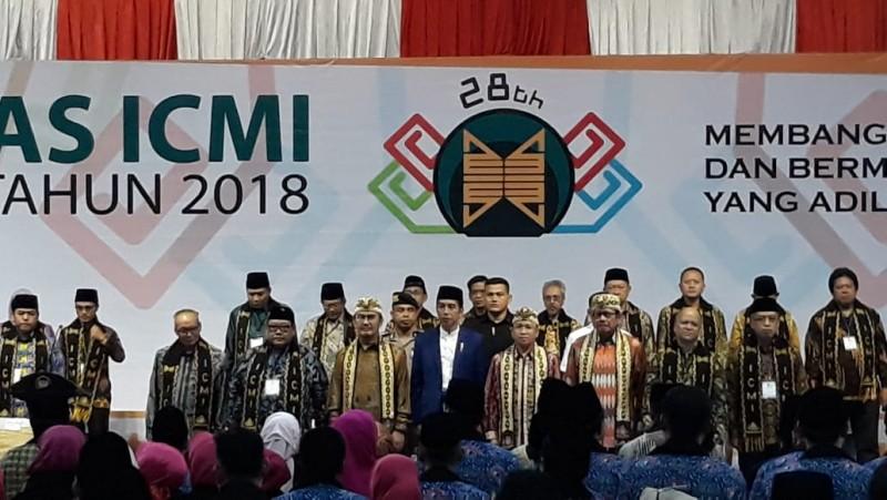 Ketua Umum ICMI Harapkan Jangan Sebar Hoaks