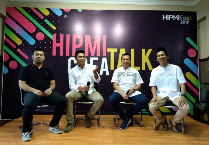 Ketum Hipmi Lampung Terpilih Fokus Pemulihan Ekonomi