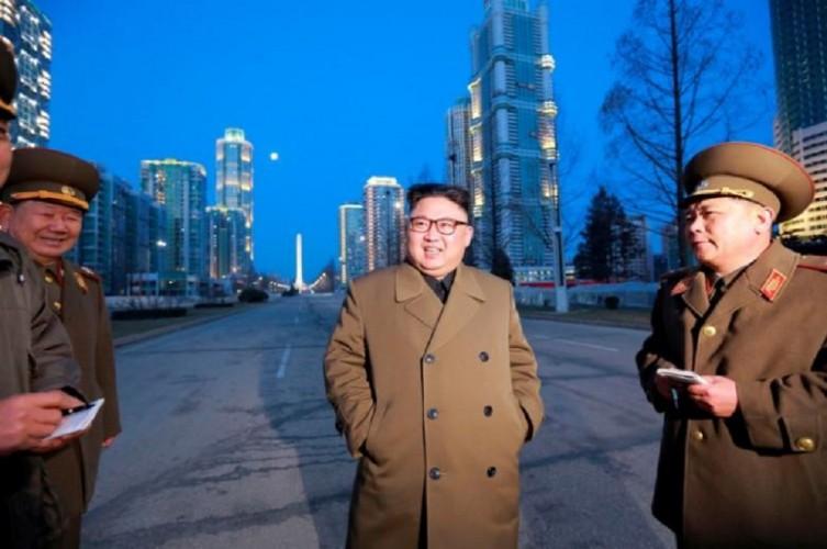 Kim Jong-un Ancam Hadirkan Senjata Strategis Baru