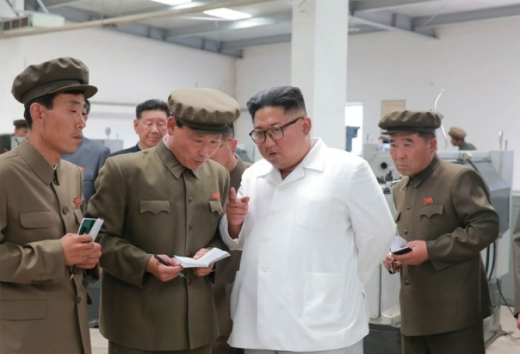 Kim Jong-un Panggil Pulang Semua Dubes Korut
