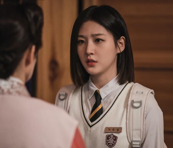 Kim Sae-ron Syuting Drakor The Great Shaman Ga Doo-shim