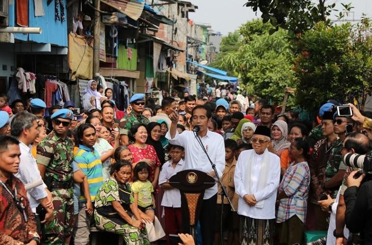 Kinerja 100 Hari Jokowi-Ma'ruf Dinilai Mengecewakan