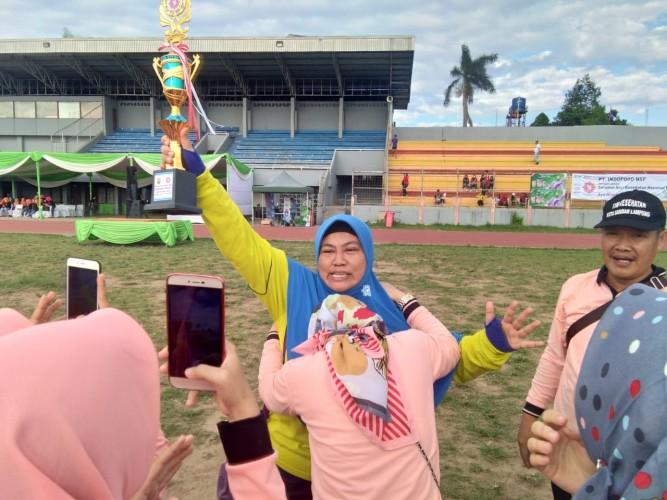 Kinerja Puskesmas Kedaton Terbaik se-Bandar Lampung