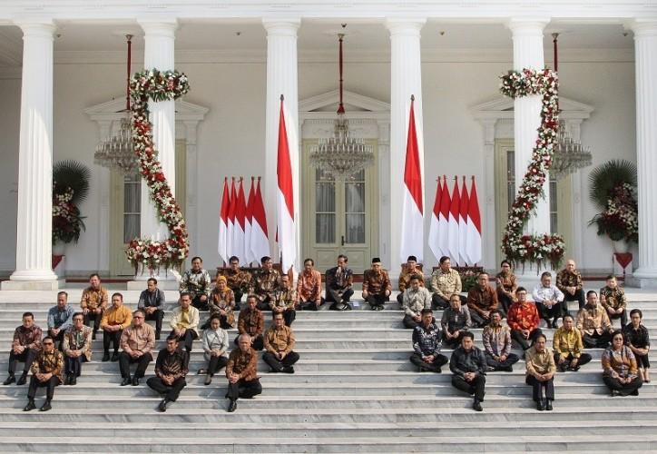 Kinerja Tiga Menteri Gemilang Selama Setahun Kabinet Jokowi-Ma'ruf