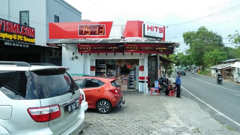 Kios Pelanggan PDAM di Jalan Untung Mengeluh Air Tak Mengalir Seminggu Lebih