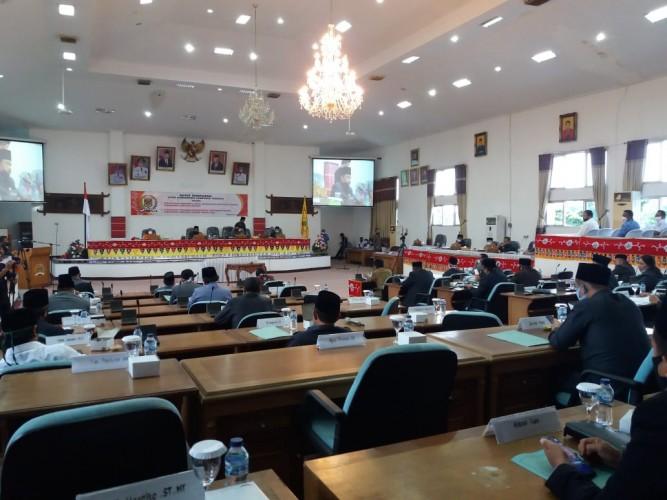 Kisruh Pansus Covid-19, Ketua DPRD Lamteng akan Dilaporkan ke BK