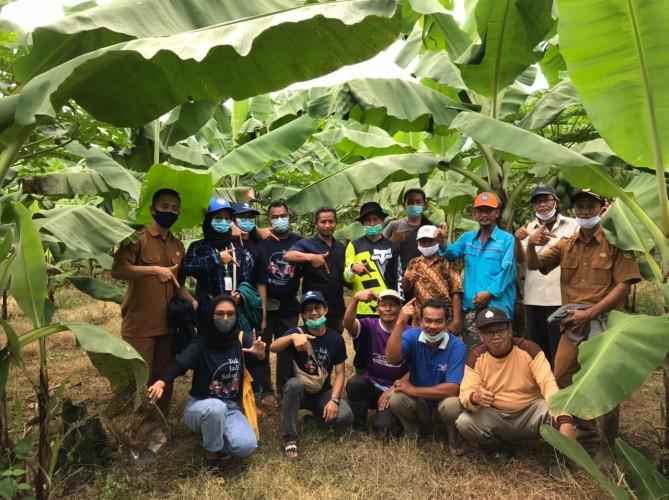 KKN IPB Kembangkan Sistem Usaha Desa di Tengah Pandemi