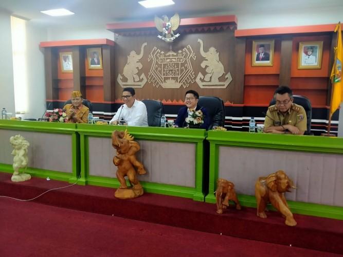 KKP Ajak Lampung Bersinergi Dorong Wisata Bahari