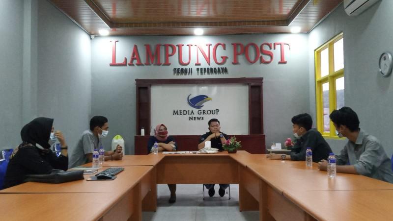 Klasika-Lampung Post Sepakat Bangun Tradisi Lokal