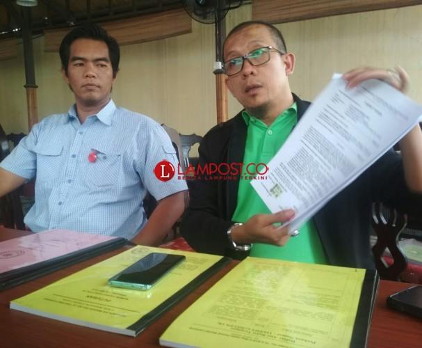Kliennya Ditahan,Penasehat Hukum Kasus Penipuan Ajukan PK
