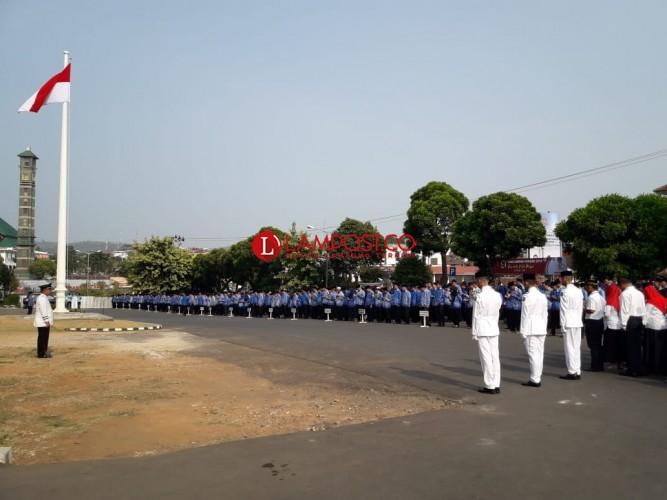 KNPI Bandar Lampung Ajak Pemuda Jaga Persatuan