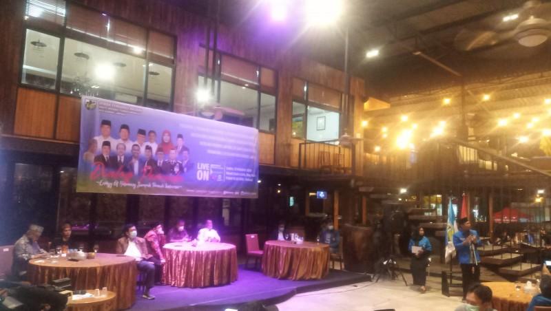 KNPI Bandar Lampung Gelar Dialog Lintas Tokoh