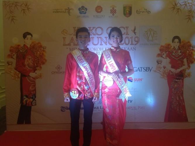 Koko Cici Lampung Dimenangkan Pelajar SMAXaverius