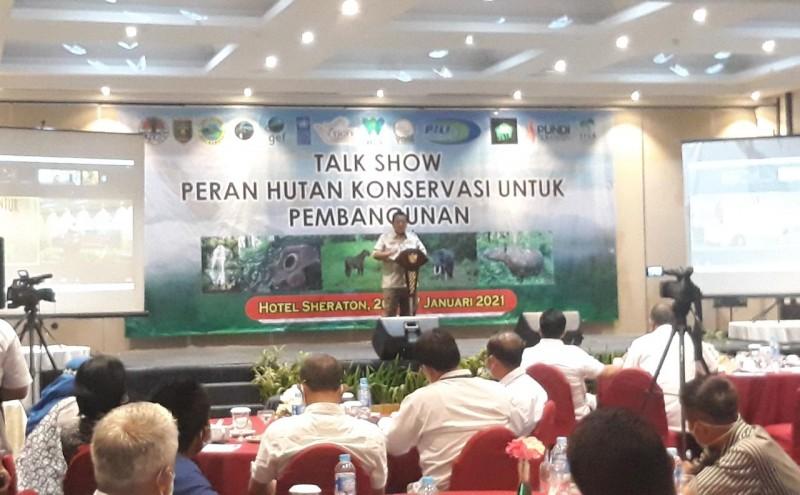Kolaborasi dan Sinergiritas Dibutuhkan untuk Kelola Hutan di Lampung