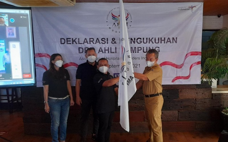 Kolaborasi Pelaku Usaha Kunci Kebangkitan Pariwisata Lampung