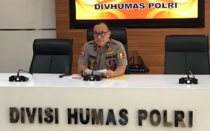 Komandan Gegana Brimob Jateng Jadi Korban Ledakan
