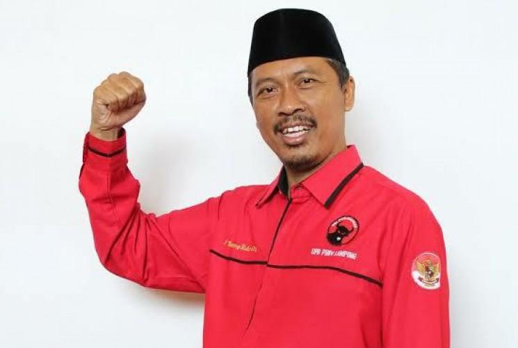 Komang Siap Dampingi Eva Majukan  Bandar Lampung
