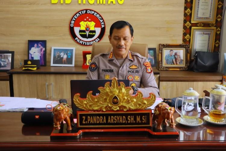 Kapolres Baru di Lampung Dua Pekan ke Depan Tancap Gas