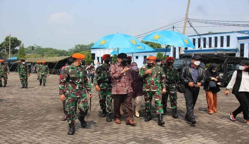 Komisi I DPR Dukung Program Usulan Satbravo 90 Paskhas TNI AU
