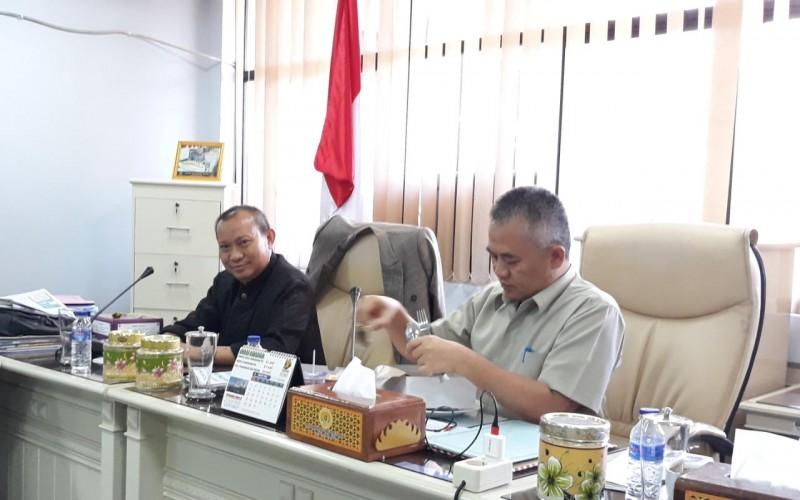 Komisi I DPRD Lampung Soroti Pelaksanaan Tes SKD CPNS