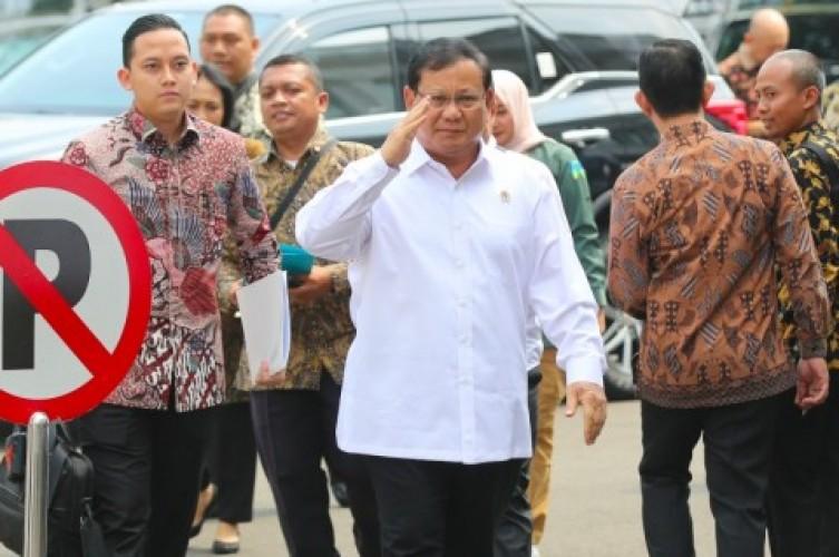 Komisi I Panggil Prabowo Pekan Depan
