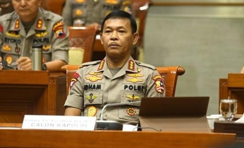 Komisi III Tak Keberatan Idham Azis Jadi Kapolri