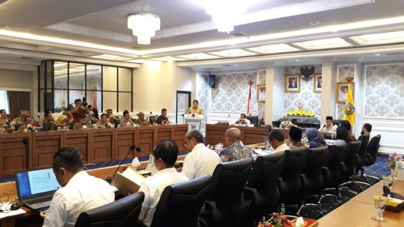 Komite II DPD Turun ke Lampung Bahas Pertanian