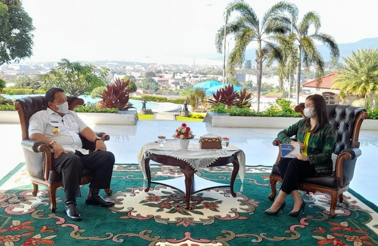 Arinal Komitmen Wujudkan Lampung Berjaya