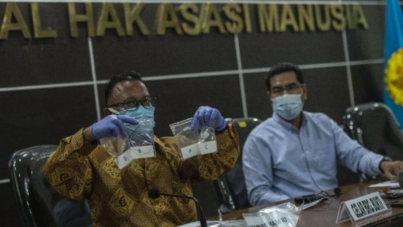 Komnas HAM: Polisi Langgar HAM Terkait Tewasnya 4 Laskar FPI