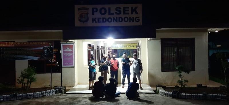 Komplotan Pencuri di Bayasjaya Dibekuk Polisi