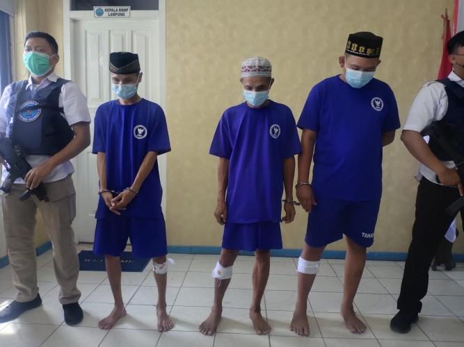 Komplotan Pengedar Belanja 5,22 Kg Sabu dari Aceh Tanpa Kurir