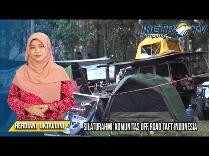 Komunitas Off Road Taft Gelar Ajang Silaturahmi