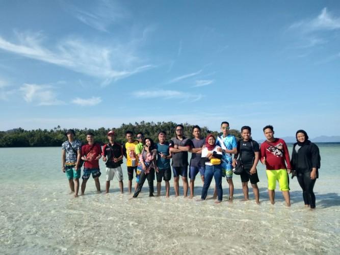 Komunitas Petualang Lampung Kenalkan Objek Wisata