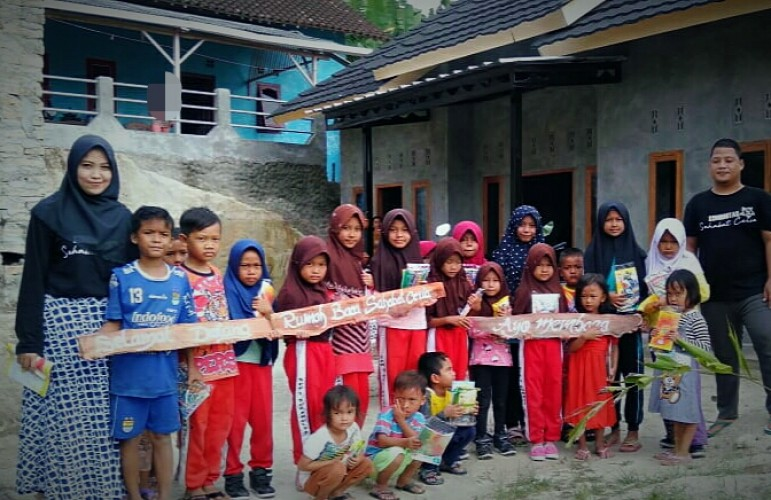 Komunitas Sahabat Ceria Dukung Raperda Peningkatan Budaya Literasi