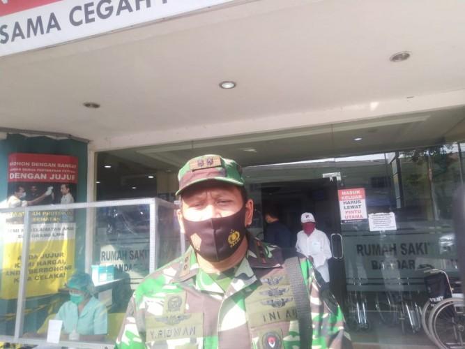 Kondisi Anggota TNI AU yang Ditembak Berangsur Membaik