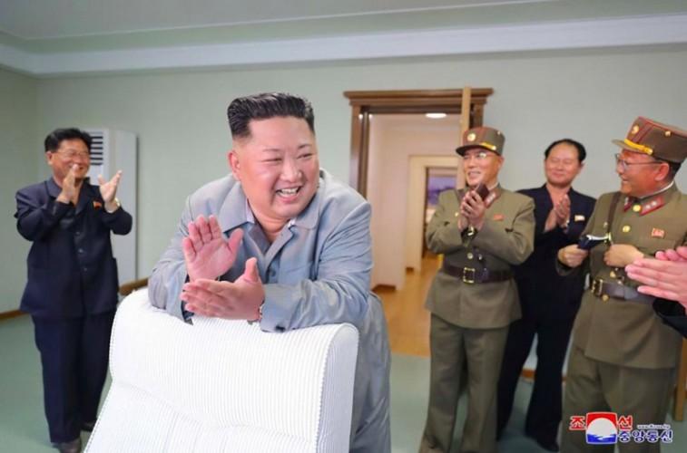 Kondisi Kim Jong-un Dikabarkan Masih Sehat