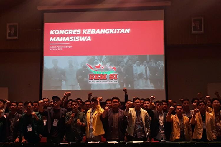 Kongres BEM Se-Indonesia di Bogor Lahirkan Empat Ketetapan