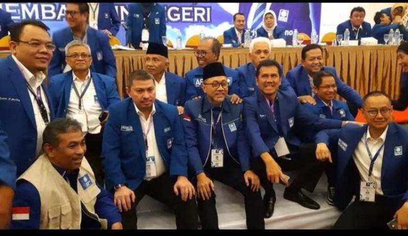 Kongres Kisruh, Kader PAN Lampung Aman