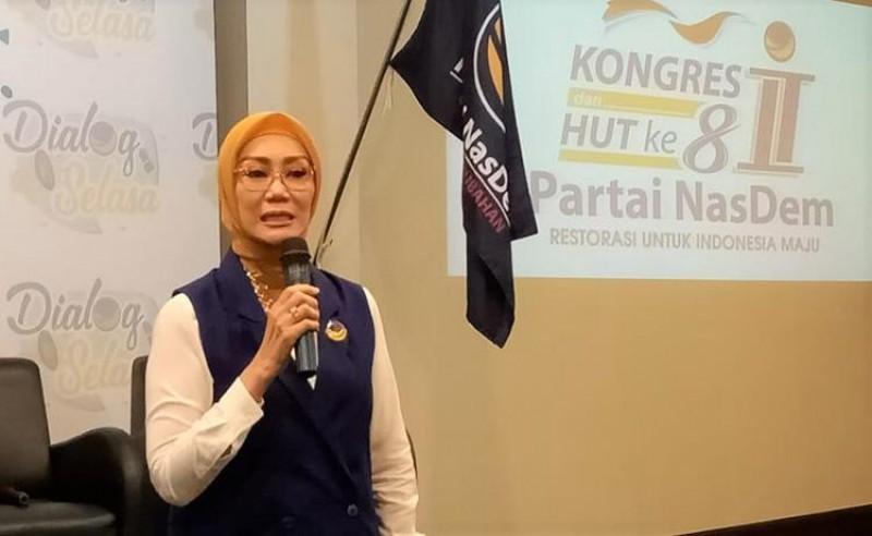 Kongres NasDem Usung Tema Restorasi untuk Indonesia Maju