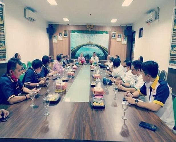 KONI Lampung Sebut Pringsewu Layak Tuan Rumah Porprov