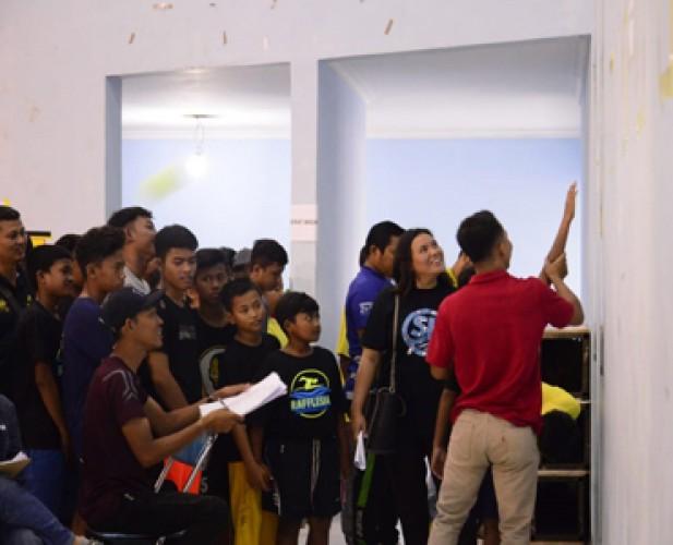 KONI Lampung Tes Fisik Atlet Berbakat untuk Program Jangka Panjang
