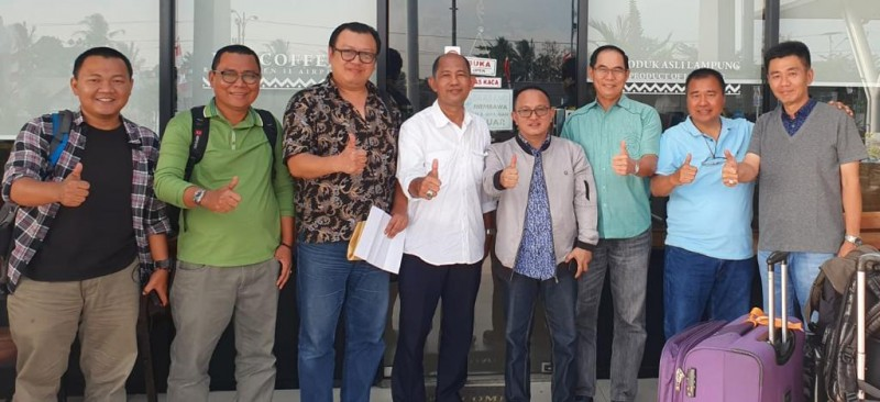 Konjen Undang Pemred Lampung Muhibah ke Tiongkok
