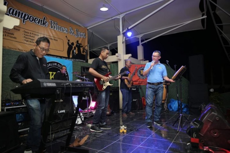 Konser Musik Dukung Perkembangan Pariwisata